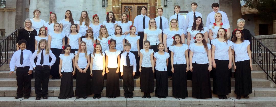 Children's Chorus 2015-2016