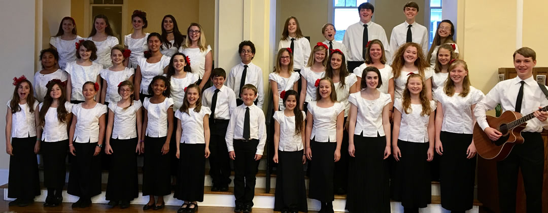 St Augustine Youth Chorus 2017