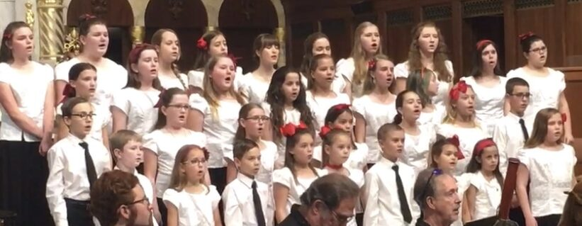 St Augustine Youth Choir - Children's Chorus